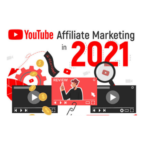 AFFILIATE  MARKETING WITH YouTube: A Step-by-Step Guide (2021 Update)
