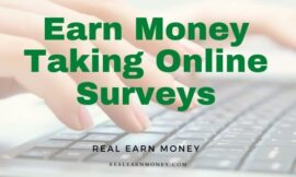 How To Earn Money Taking Online Surveys