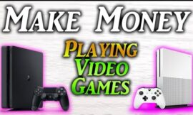 How Can You Make Money Playing Video Games